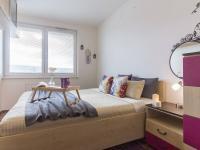 Ložnice (Prodej bytu 2+kk v osobním vlastnictví 48 m², Praha 9 - Hostavice)
