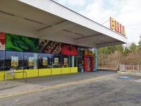 Supermarket BILLA, 1 km od domu (Prodej bytu 2+kk v osobním vlastnictví 35 m², Praha 10 - Hostivař)
