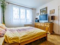 Ložnice (Prodej bytu 2+kk v osobním vlastnictví 35 m², Praha 10 - Hostivař)
