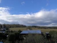 výhled na okolní louky a lesy (Prodej chaty / chalupy 150 m², Nové Mitrovice)