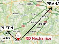 do Plzně 23 km a do Prahy 90 km (Prodej chaty / chalupy 150 m², Nové Mitrovice)