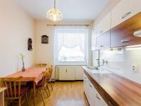 Kuchyň (Prodej bytu 3+1 v osobním vlastnictví 83 m², Čebín)