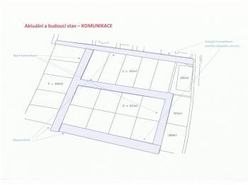 02 - Prodej pozemku 22106 m², Úvaly