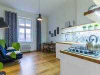 Pronájem bytu 2+kk v osobním vlastnictví, 46 m2, Praha 3 - Vinohrady