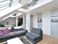 Prodej bytu 3+kk v osobním vlastnictví 150 m², Praha 5 - Smíchov