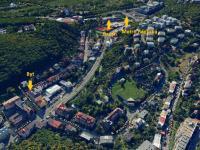 3D mapa I (Prodej bytu 4+kk v osobním vlastnictví 173 m², Praha 5 - Smíchov)