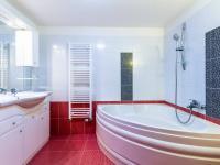 Koupelna s WC (Prodej bytu 4+kk v osobním vlastnictví 173 m², Praha 5 - Smíchov)