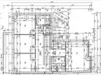 2.podlaží - půdorys (Prodej domu v osobním vlastnictví 160 m², Bílovice nad Svitavou)