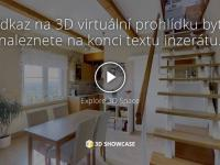 Prodej bytu 2+kk v osobním vlastnictví 70 m², Praha 8 - Libeň