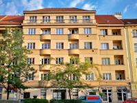 Pronájem bytu 2+kk v osobním vlastnictví, 43 m2, Praha 8 - Libeň
