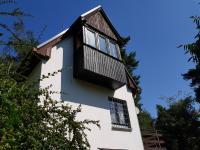 štít domu (Prodej chaty / chalupy 68 m², Krásná Hora nad Vltavou)
