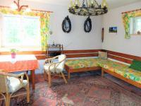 obývací pokoj (Prodej chaty / chalupy 68 m², Krásná Hora nad Vltavou)