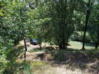 pohled ze svahu (Prodej chaty / chalupy 68 m², Krásná Hora nad Vltavou)