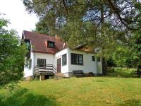 plocha před domem (Prodej chaty / chalupy 68 m², Krásná Hora nad Vltavou)
