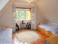 ložnice (Prodej chaty / chalupy 68 m², Krásná Hora nad Vltavou)