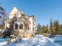 Prodej domu v osobním vlastnictví, 450 m2, Praha 9 - Klánovice