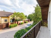 2.NP - balkón - orientace jih (Prodej domu v osobním vlastnictví 129 m², Praha 4 - Šeberov)
