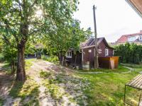 zahrada se starou chatkou (Prodej domu v osobním vlastnictví 129 m², Praha 4 - Šeberov)