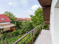 2.NP - balkón - orientace sever (Prodej domu v osobním vlastnictví 129 m², Praha 4 - Šeberov)