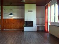 obývací pokoj s velkými okny (Prodej domu v osobním vlastnictví 150 m², Kamýk nad Vltavou)