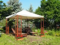 relaxace v zahradě (Prodej domu v osobním vlastnictví 150 m², Kamýk nad Vltavou)