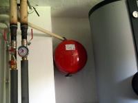 technologie vytápění (Prodej domu v osobním vlastnictví 150 m², Kamýk nad Vltavou)