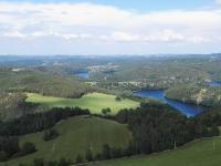 zdejší krajina Středního Povltaví  (Prodej domu v osobním vlastnictví 150 m², Kamýk nad Vltavou)