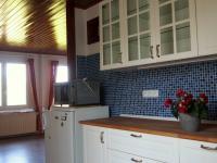 kuchyň (Prodej domu v osobním vlastnictví 150 m², Kamýk nad Vltavou)