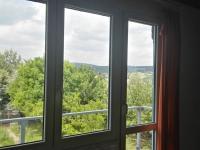 okna obývacího pokoje (Prodej domu v osobním vlastnictví 150 m², Kamýk nad Vltavou)