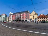 Náměstí Republiky, 200 m od domu - Prodej bytu 1+kk v osobním vlastnictví 27 m², Praha 1 - Nové Město