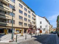 Umístění domu v ulici Soukenická - Prodej bytu 1+kk v osobním vlastnictví 27 m², Praha 1 - Nové Město