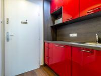 Kuchyňský kout - Prodej bytu 1+kk v osobním vlastnictví 27 m², Praha 1 - Nové Město