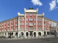 Obchodní centrum Palladium na Náměstí Republiky, 200 m od domu - Prodej bytu 1+kk v osobním vlastnictví 27 m², Praha 1 - Nové Město