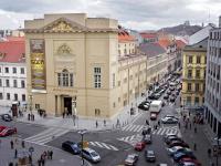 Dům U Hybernů, 300 m od domu - Prodej bytu 1+kk v osobním vlastnictví 27 m², Praha 1 - Nové Město