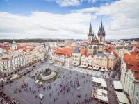 Staroměstské náměstí, 500 m od domu - Prodej bytu 1+kk v osobním vlastnictví 27 m², Praha 1 - Nové Město