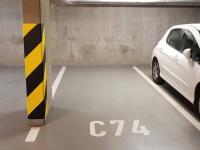 Pronájem garážového stání 13 m², Praha 10 - Záběhlice
