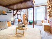 Prodej bytu 1+1 v družstevním vlastnictví 35 m², Praha 8 - Karlín