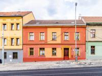 Prodej nájemního domu, 456 m2, Praha 8 - Libeň