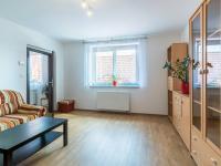 2.NP - obývací pokoj (Prodej domu v osobním vlastnictví 274 m², Úvaly)