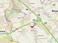 Prodej pozemku 14598 m², Modletice
