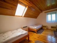 Pokoj č.2 v první polovině domu (Prodej chaty / chalupy 120 m², Frymburk)