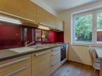 Kuchyňský kout (Prodej bytu 3+kk v osobním vlastnictví 79 m², Rosice)