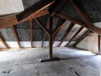 Půda - Prodej domu v osobním vlastnictví 140 m², Týnec nad Sázavou