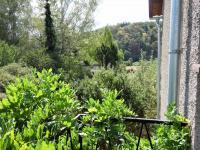 Výhled z terasy - Prodej rodinného domu - Zbořený Kostelec (Týnec nad Sázavou) - Tomáš Valtera, realitní makléř RE/MAX Alfa (Prodej domu v osobním vlastnictví 105 m², Týnec nad Sázavou)