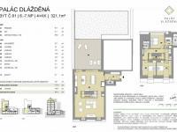 Prodej bytu 4+kk v osobním vlastnictví, 177 m2, Praha 1 - Nové Město
