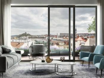 Prodej bytu 5+kk v osobním vlastnictví, 217 m2, Praha 1 - Nové Město