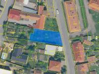 Pozemek (Prodej pozemku 441 m², Pacov)