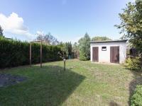 Kůlna a suché WC (Prodej chaty / chalupy 26 m², Káraný)