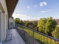 Balkon (Prodej bytu 4+kk v osobním vlastnictví 108 m², Praha 8 - Dolní Chabry)
