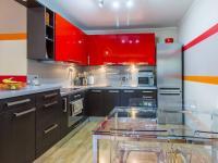 Kuchyňský kout (Prodej bytu 4+kk v osobním vlastnictví 108 m², Praha 8 - Dolní Chabry)